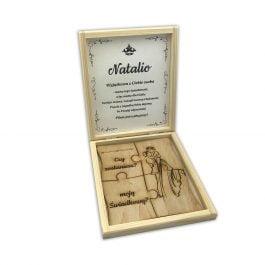 Pudełko z prośbą o świadkowanie MD1
