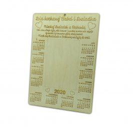 Kalendarz Dzień Babci i Dziadka