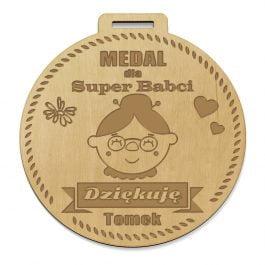 Zawieszka Medal dla Babci MD1