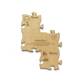 Puzzle na Lodówkę Dla babci i dziadka MD1