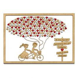 Księga gości – wzór 4.2 rower