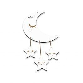 Księżyc z przywieszkami