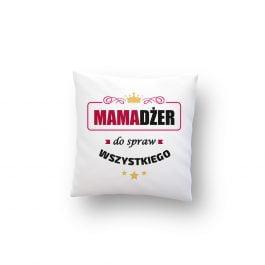 Poduszka Mamadżer