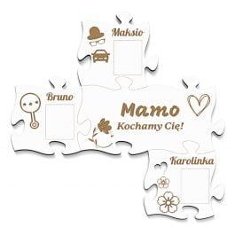 Puzzle na Lodówkę Dla Mamy MD2