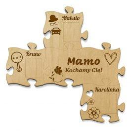 Puzzle na Lodówkę Dla Mamy MD1
