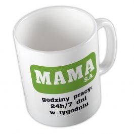 Kubek z nadrukiem Mama MD017