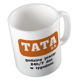 Kubek z nadrukiem Tata MD018