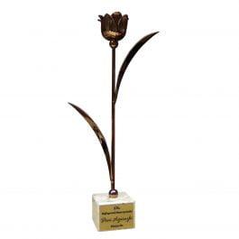 Statuetka dla Nauczyciela Tulipan MD1
