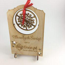 Kartka świąteczna MD002