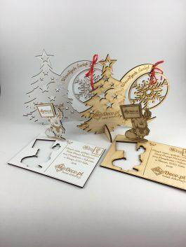Kartka świąteczna MD004