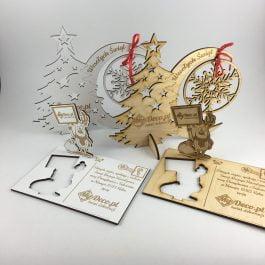 Kartka świąteczna MD005