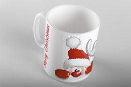 Kubek świąteczny MD050