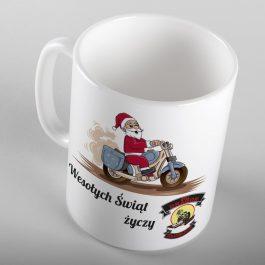 Kubek świąteczny MD054