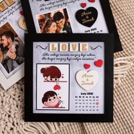 Ramka dla zakochanych Walentynki MD003.01