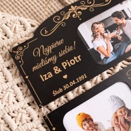 Zawieszka – Historia miłości z Twoimi danymi Walentynki MD001.02