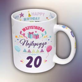 Kubek urodzinowy MD061