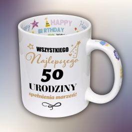 Kubek urodzinowy MD062