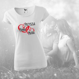 Koszulka Przyszła Panna Młoda MD2