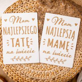 Tabliczka Dzień Mamy i Taty MD3