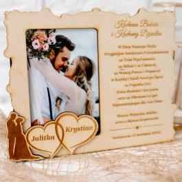 Podziękowanie dla Chrzestnych – Ślub 001.01