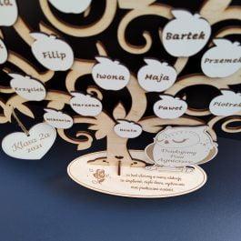 Drzewko z Sową MD4.01