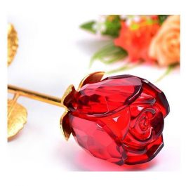 Tulipan szklane trofeum MD001